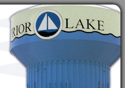 Prior Lake Water Tower